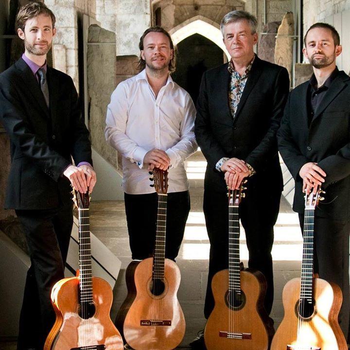 The Irish Guitar Quartet Tour Dates