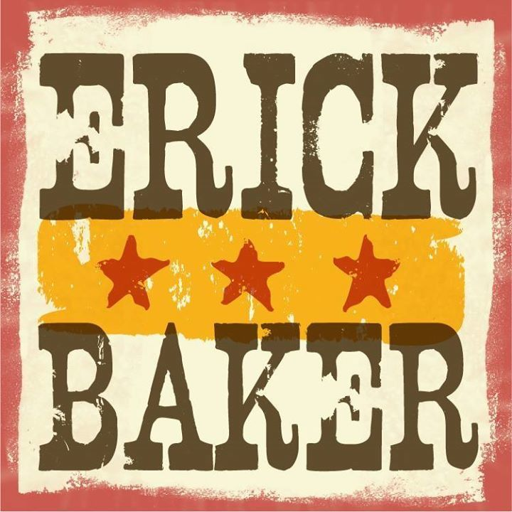 Erick Baker Tour Dates