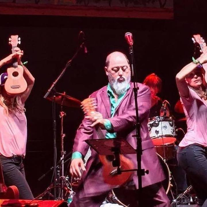 Shinyribs @ John T. Floore Country Store - Helotes, TX