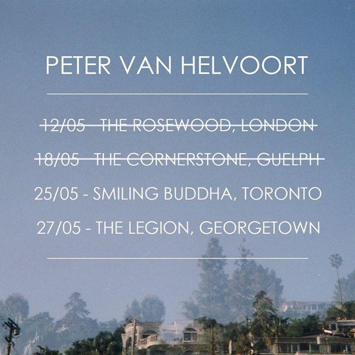 Teenage Kicks Tour Dates