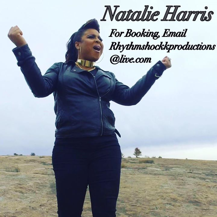 Natalie Harris Tour Dates