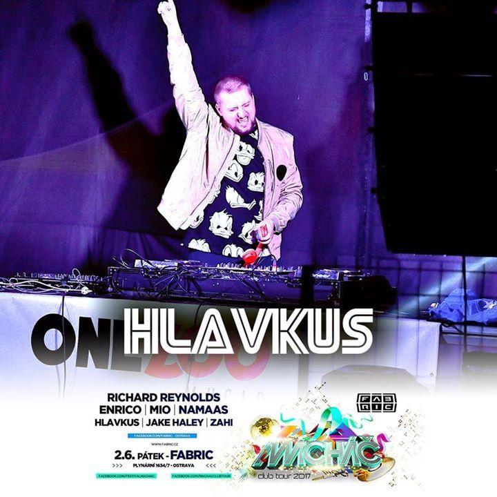 Hlavkus Tour Dates