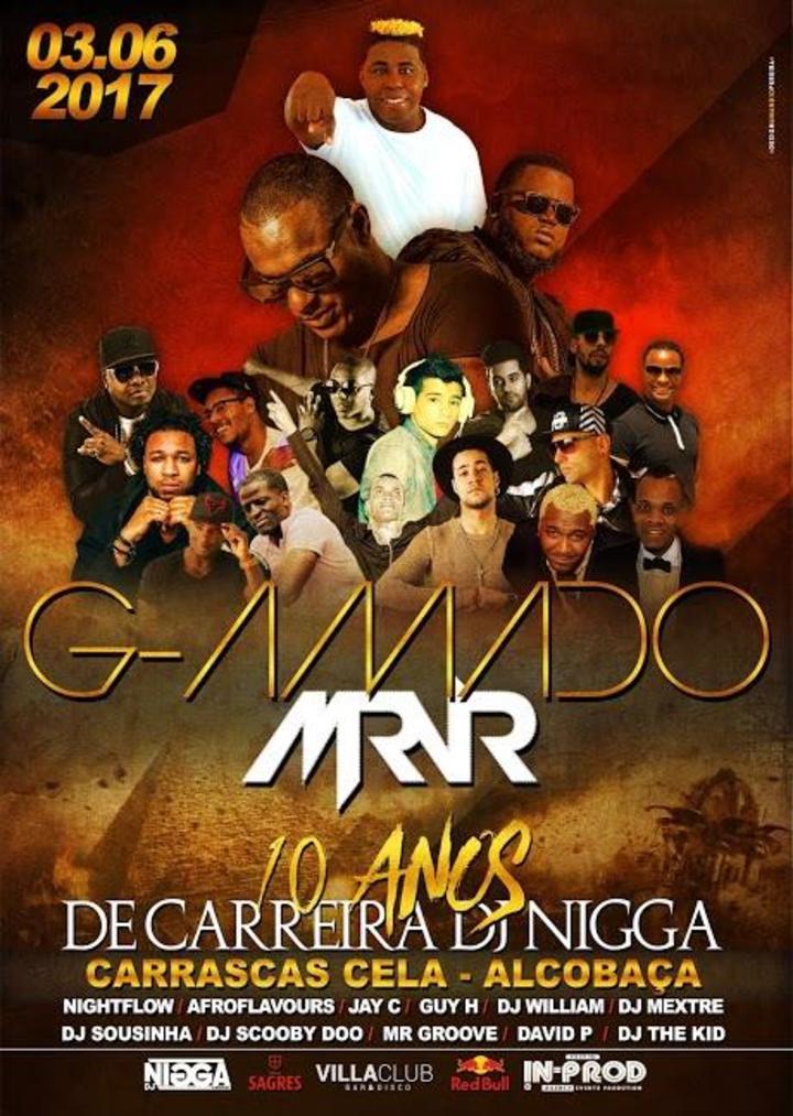 Dj Nigga official Tour Dates