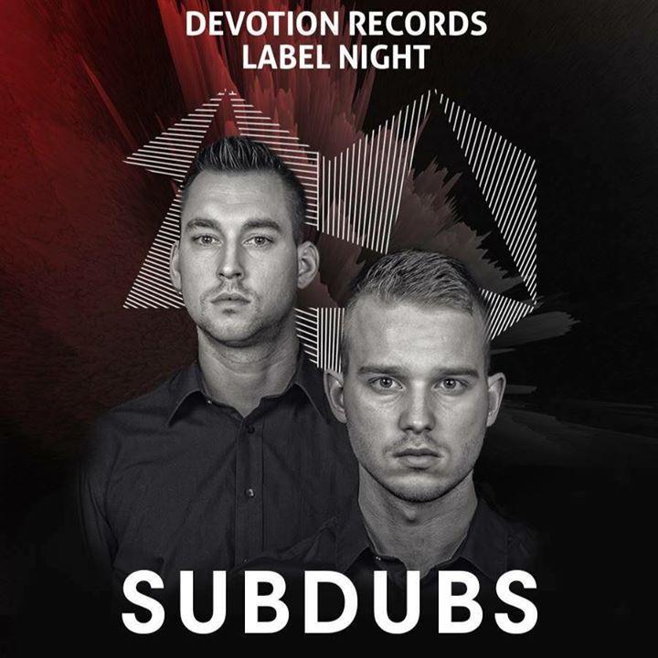 Subdubs Tour Dates