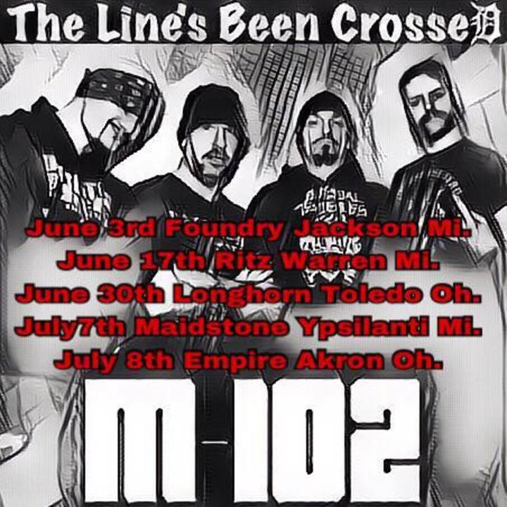 M102 Tour Dates