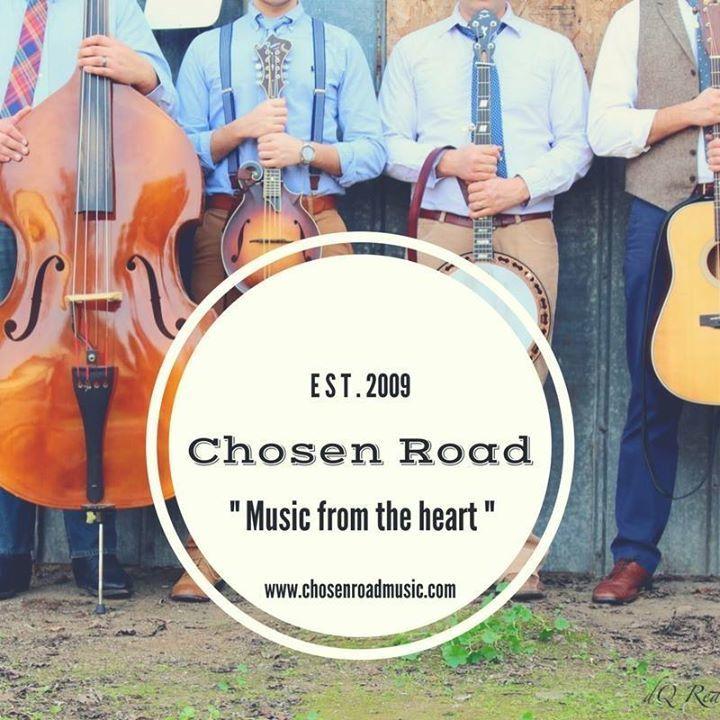 Chosen Road @ South Fork Baptist Church - Todd, NC