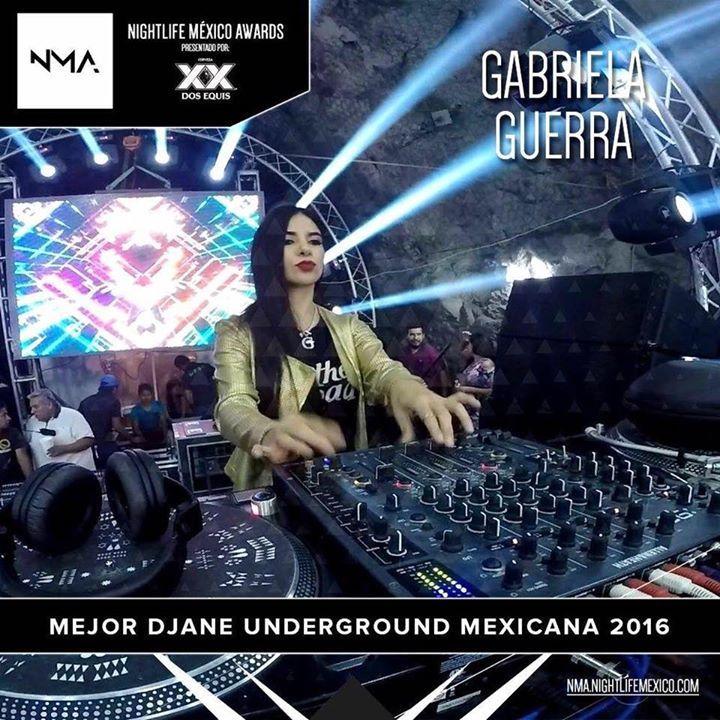 GABRIELA GUERRA Tour Dates