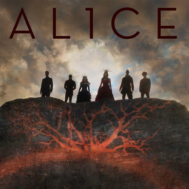 AL1CE Tour Dates
