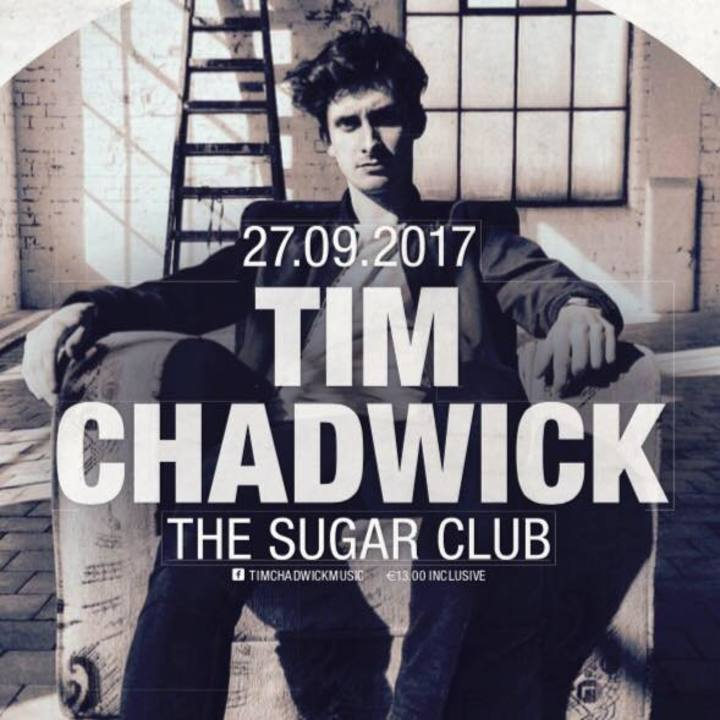 Tim Chadwick Tour Dates