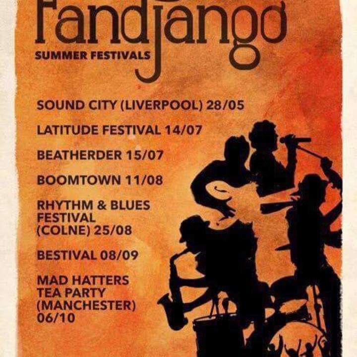 Fandjango Tour Dates