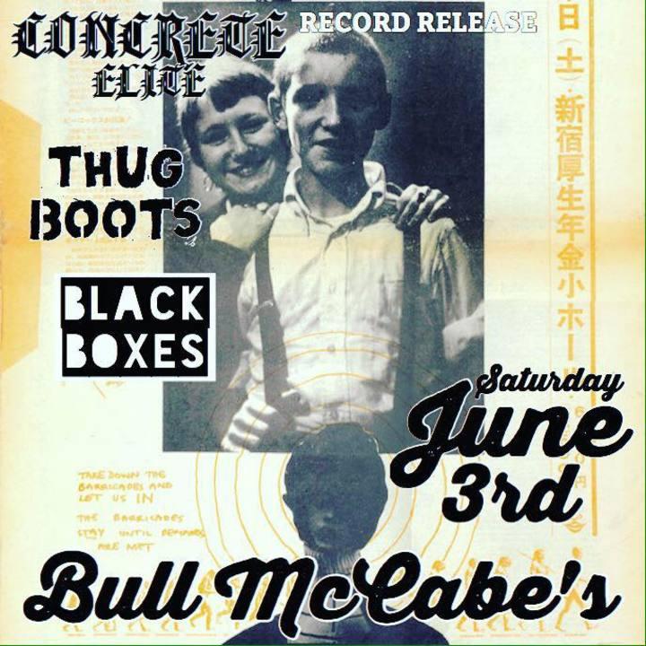 Black Boxes Tour Dates