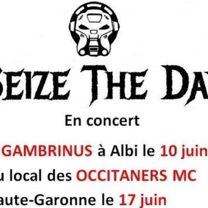 Seize the Day Tour Dates