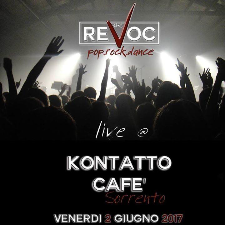 THE REVOC Tour Dates
