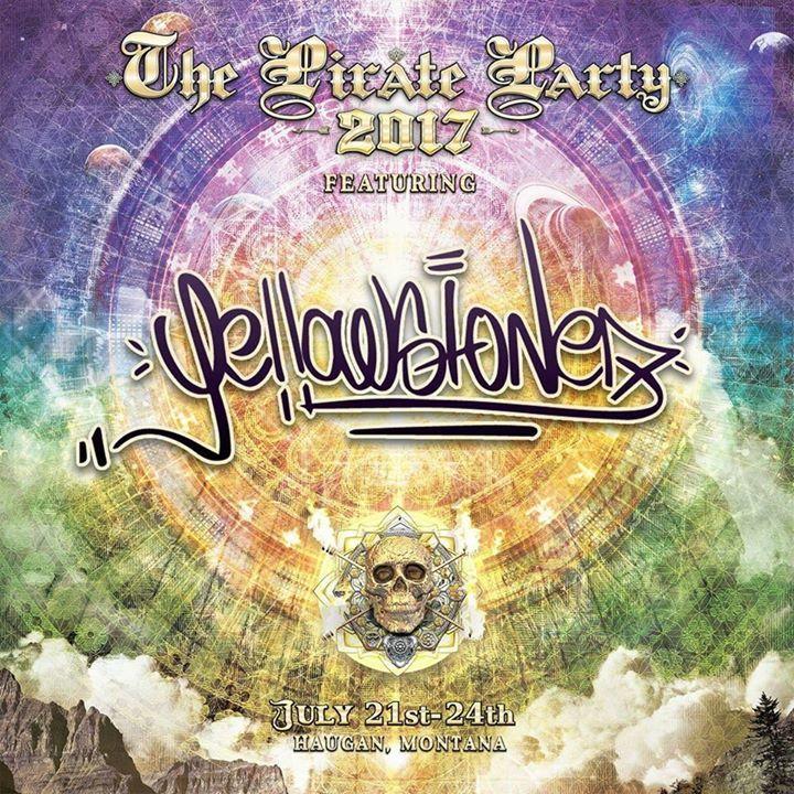 Yellowstoned Tour Dates