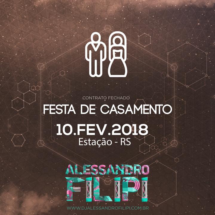 Dj Alessandro Filipi @ Clube Social - Sertão, Brazil