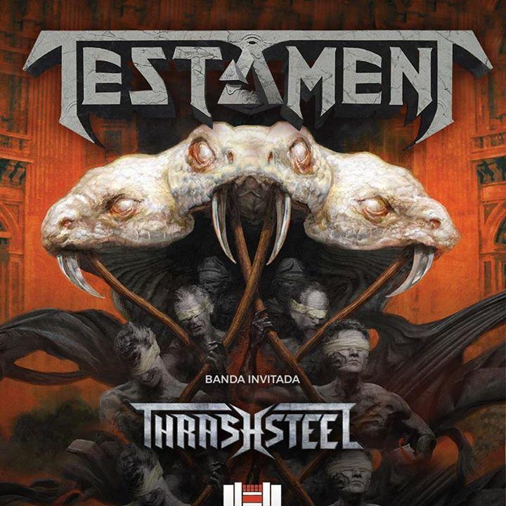 Thrashsteel Tour Dates
