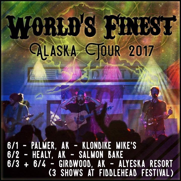 World's Finest Tour Dates
