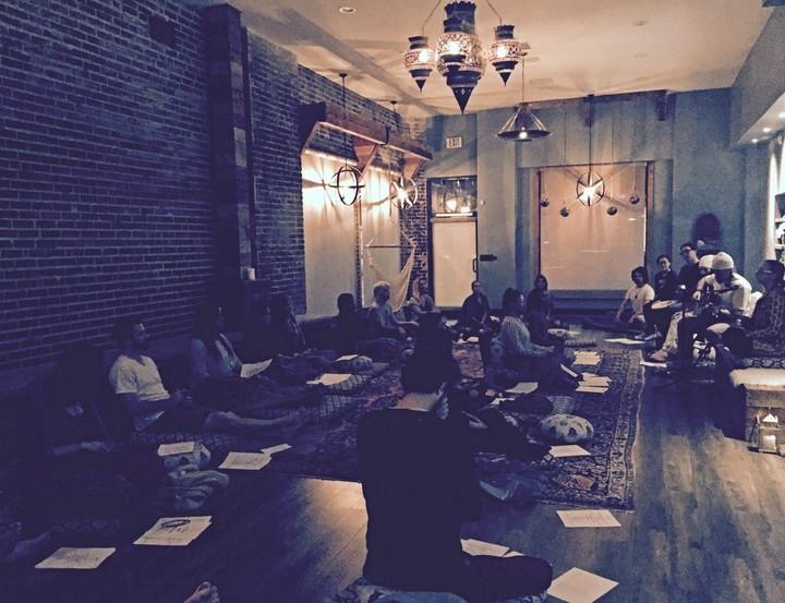 Sukha @ Den Meditation - Los Angeles, CA