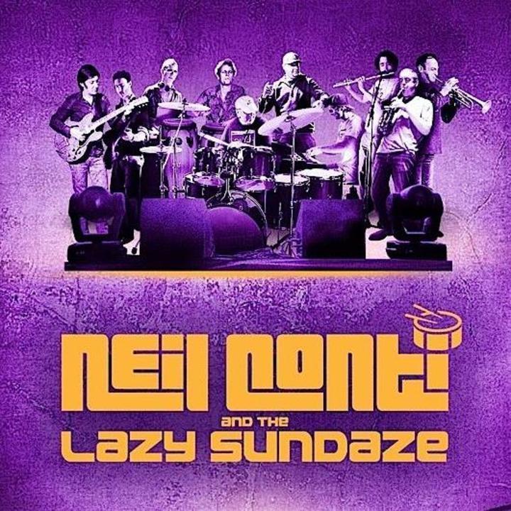 Neil Conti and The Lazy Sundaze Tour Dates