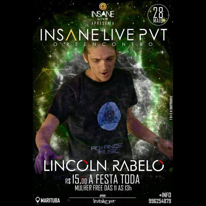Lincoln Rabelo Tour Dates