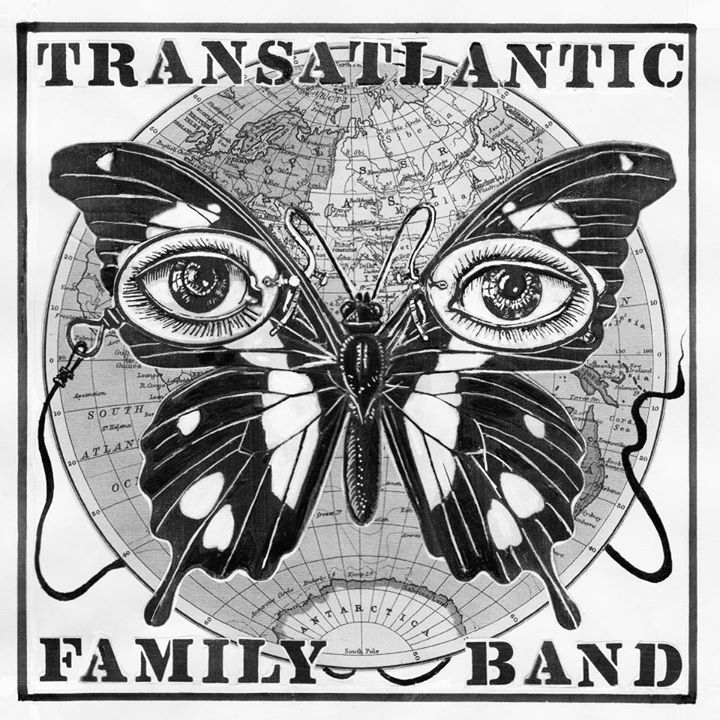Transatlantic Family Band @ The Amersham Arms - London, United Kingdom