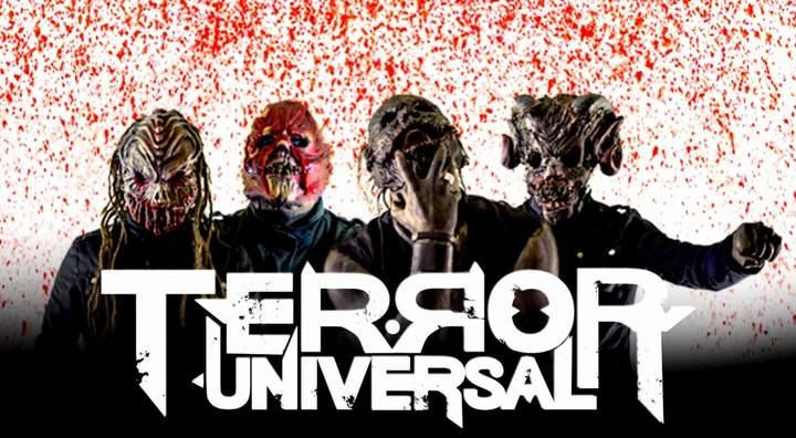 Terror Universal Tour Dates