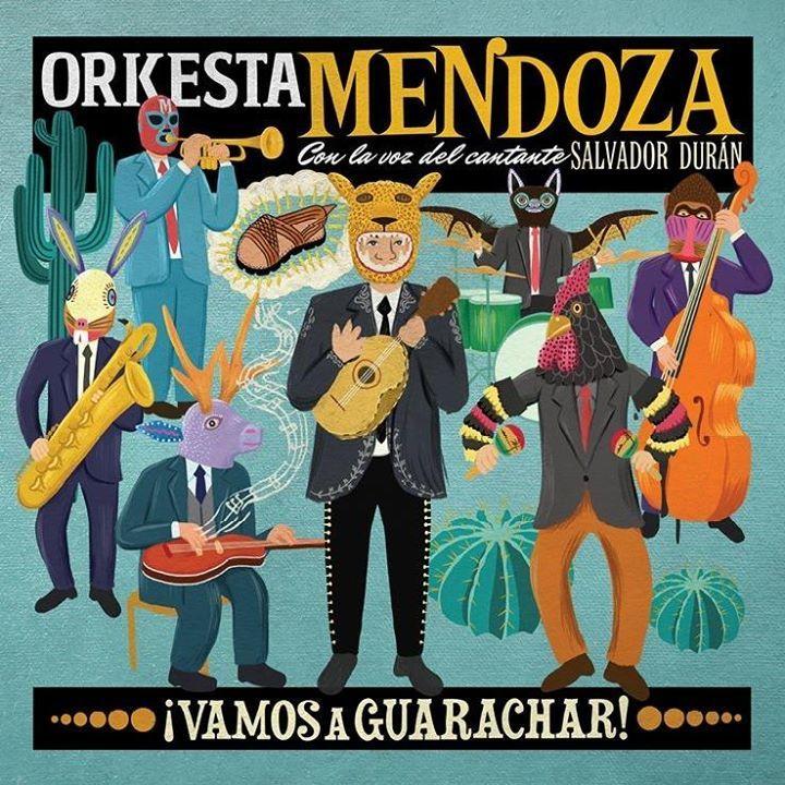 Orkesta Mendoza @ Studenterhuset - Aalborg, Denmark