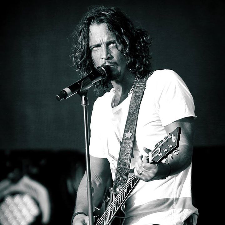 Soundgarden @ 89.7 The River's Rockfest (KIWR) - Council Bluffs, IA