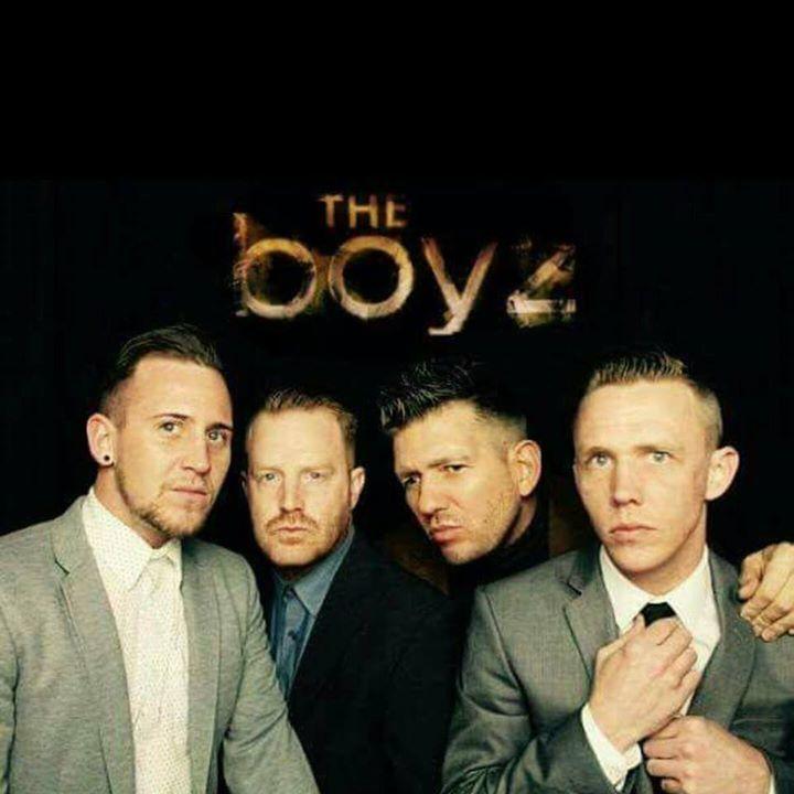 The Boyz Tour Dates