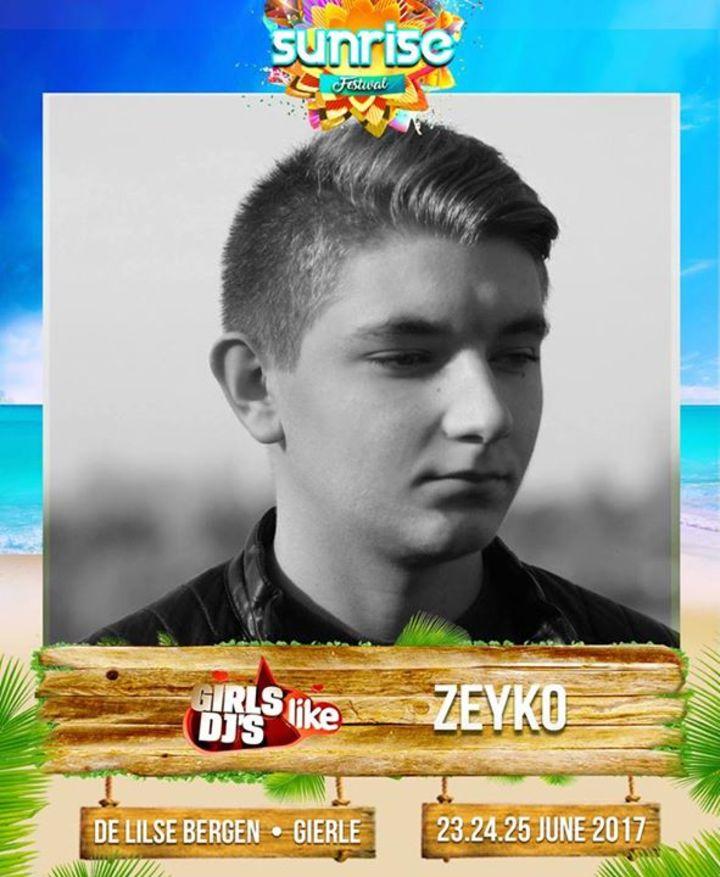 ZEYKO Tour Dates