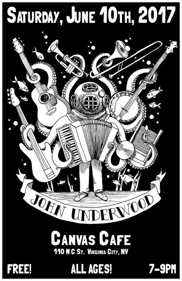 John Underwood Tour Dates