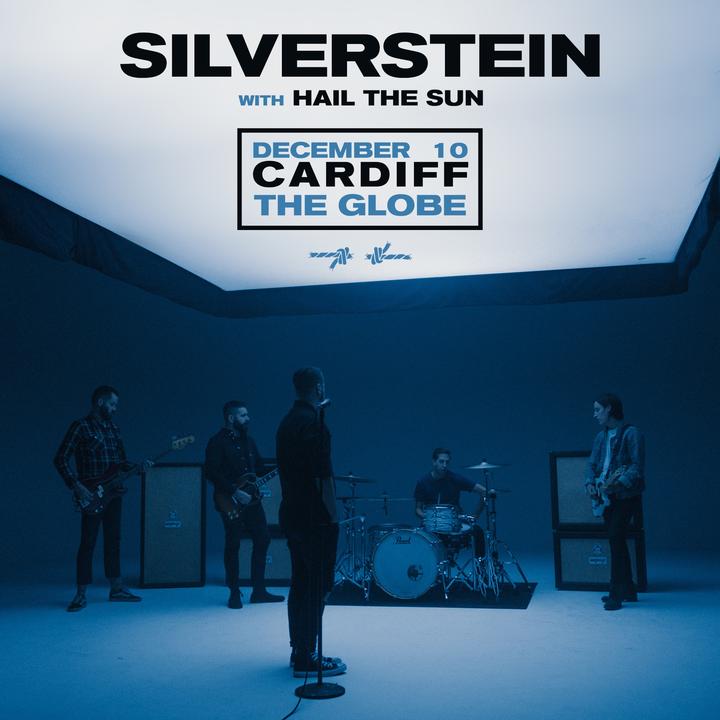 Silverstein @ The Globe - Cardiff, United Kingdom