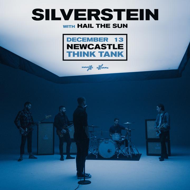 Silverstein @ Think Tank - Scotswood, United Kingdom
