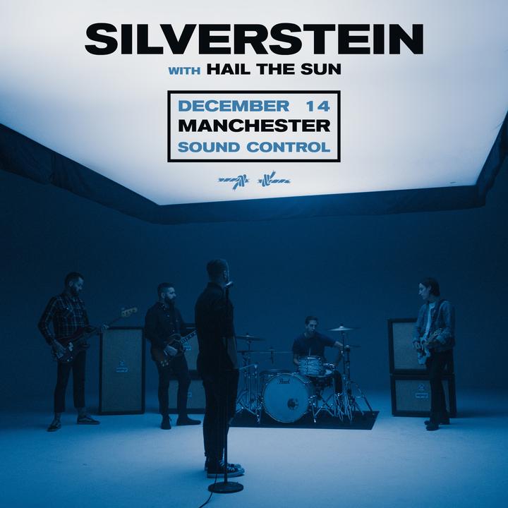 Silverstein @ Sound Control - Manchester, United Kingdom