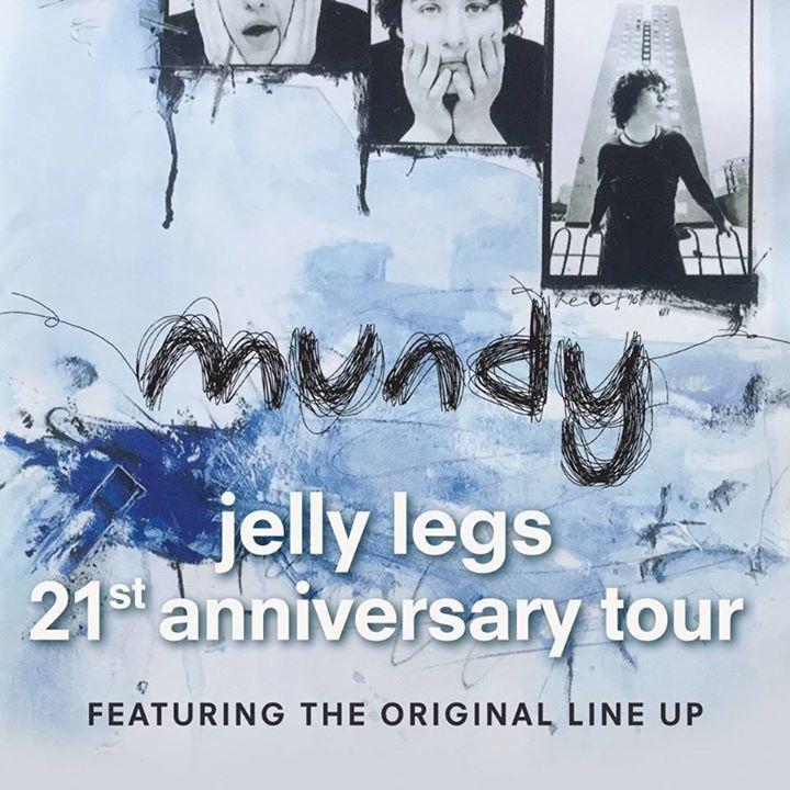 Mundy Tour Dates