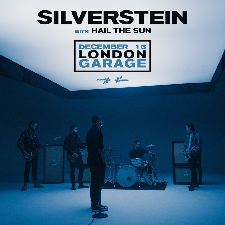 Silverstein @ GARAGE - London, United Kingdom