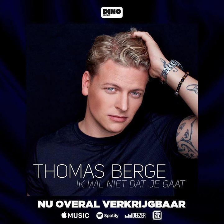 Thomas Berge Tour Dates