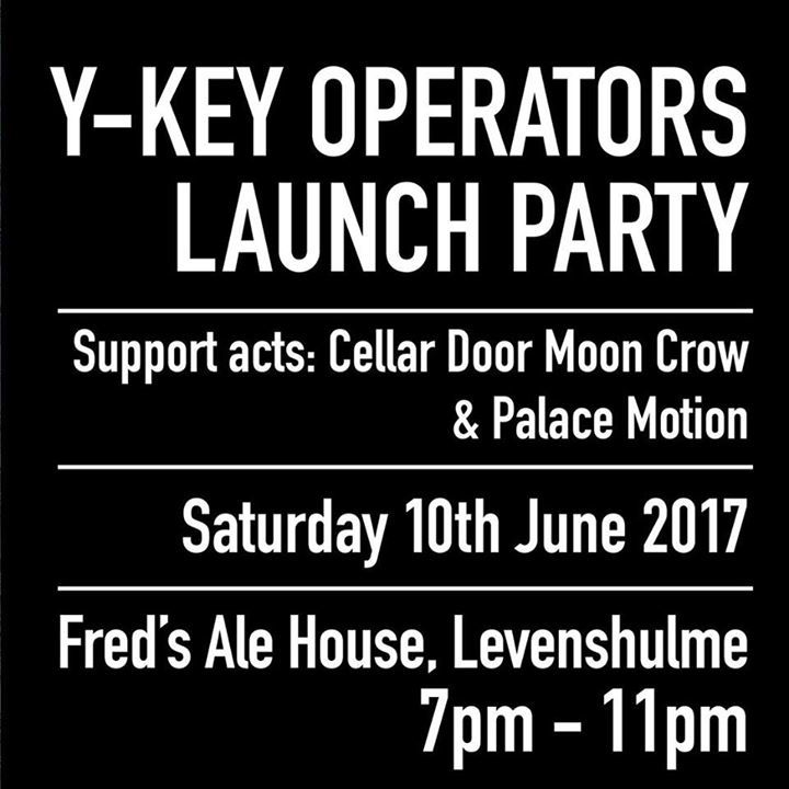 Y-Key Operators Tour Dates