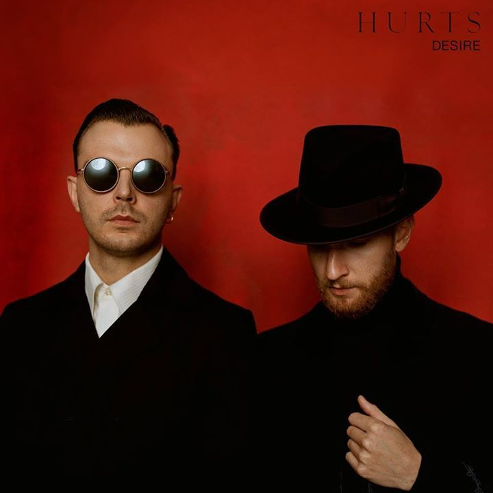 hurts @ O2 Apollo Manchester - Manchester, United Kingdom
