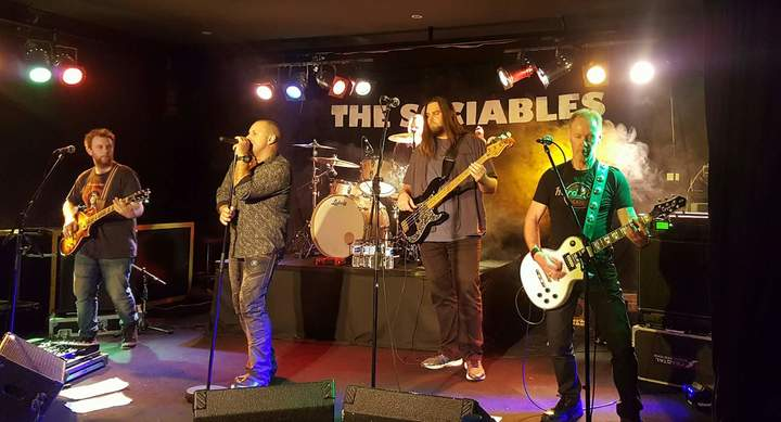 The Sociables, classic rock and blues. @ Watsonia RSL - Melbourne, Australia