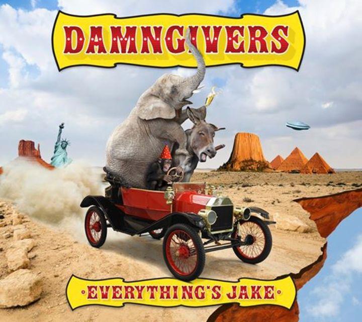 Damngivers Tour Dates