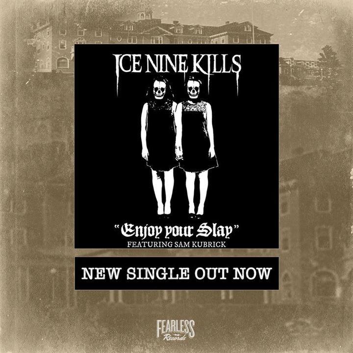 Ice Nine Kills Tour Dates