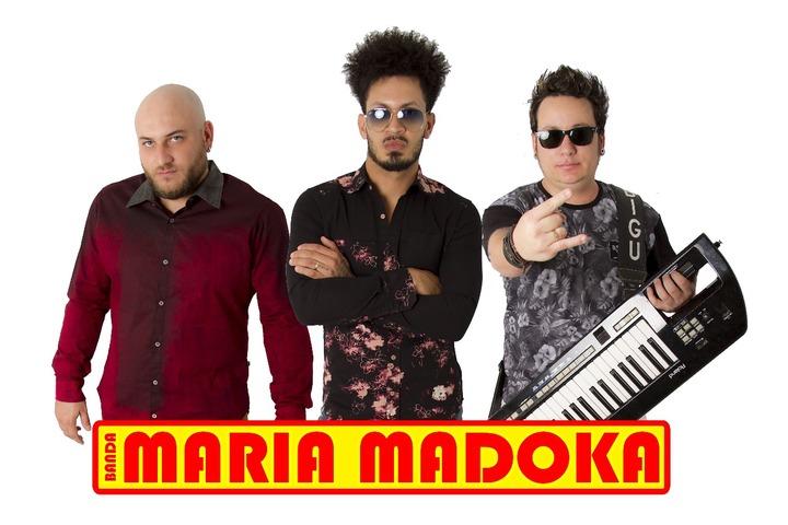 Banda Maria Madoka @ Formatura  - Itaú De Minas, Brazil