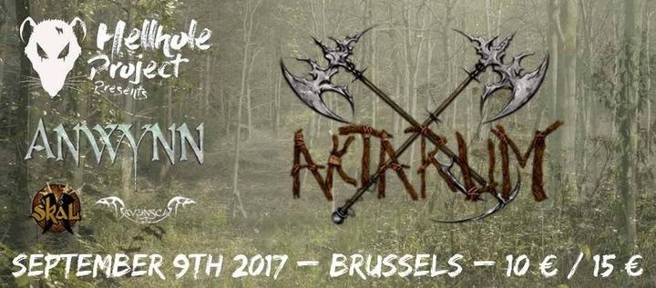 Aktarum @ Eglise Sainte Suzanne - Bruxelles, Belgium