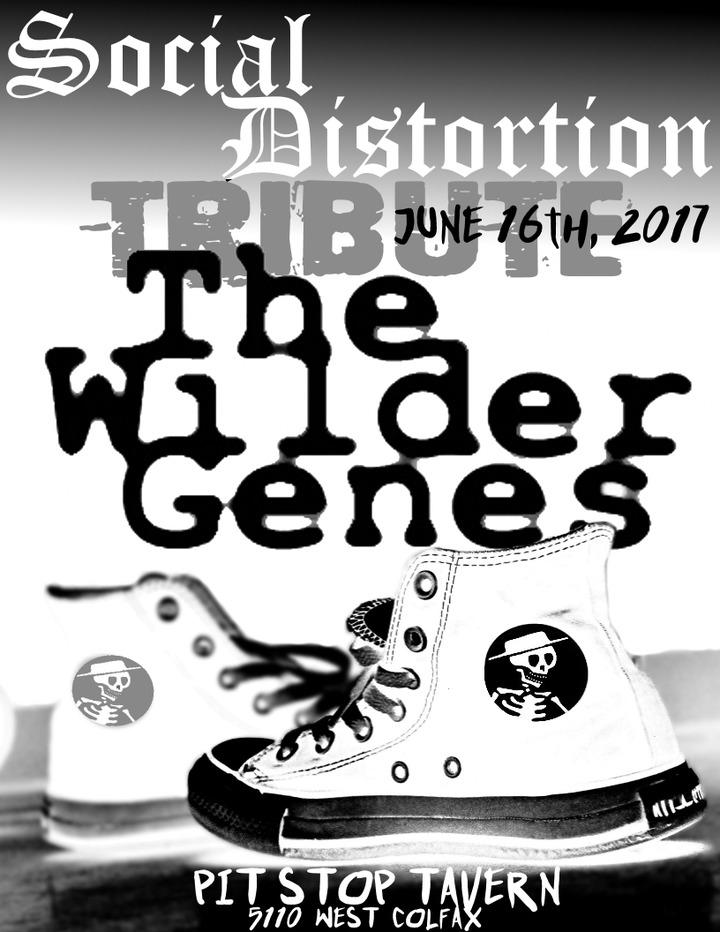 The Wilder Genes @ Merchants Mile High Saloon  - Denver, CO