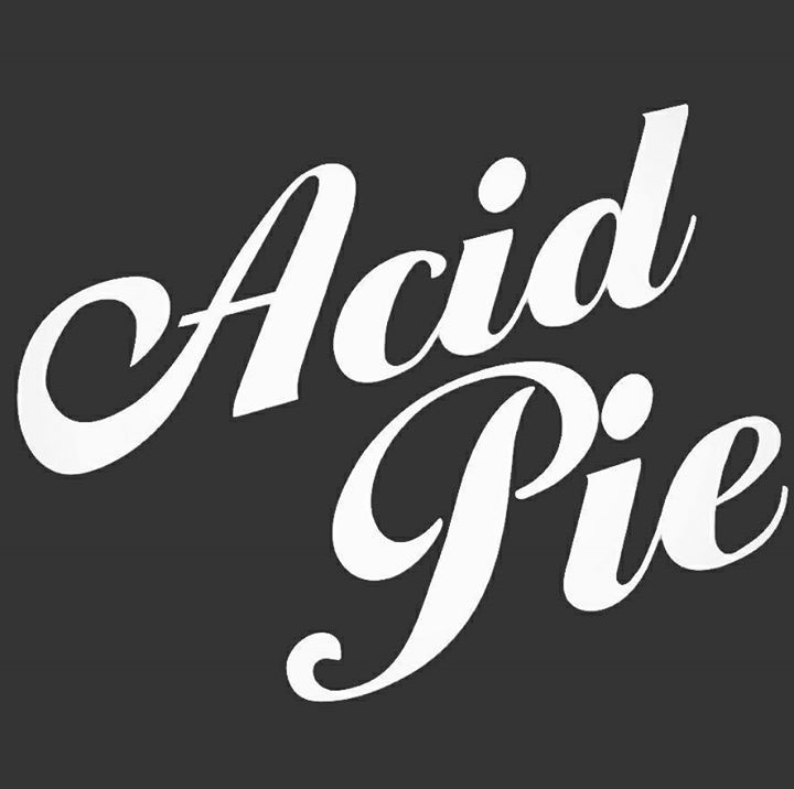 Acid Pie Tour Dates