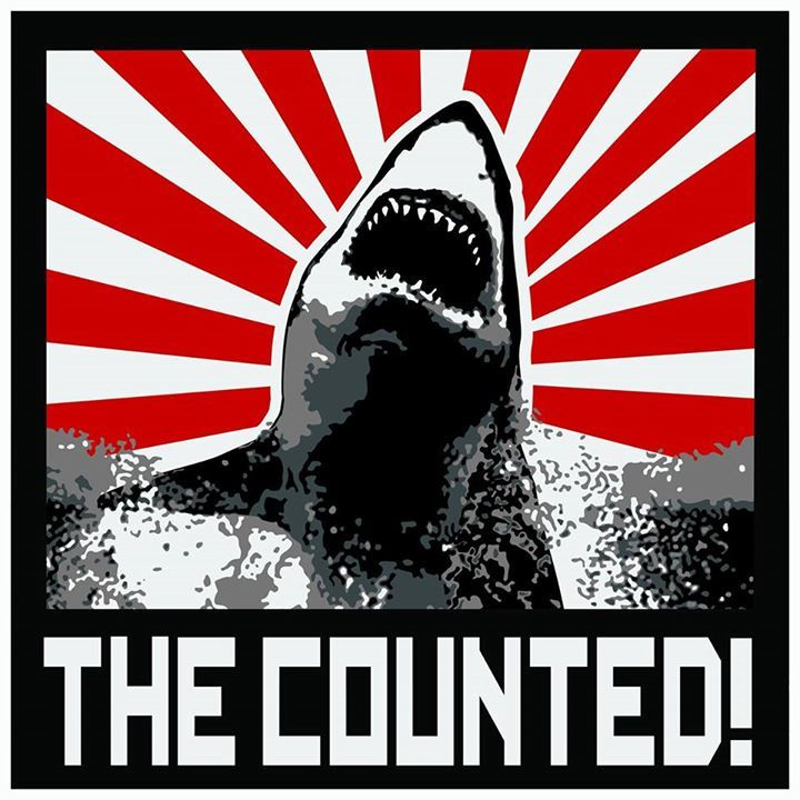 The Counted Tour Dates