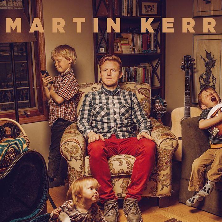 Martin Kerr Music Tour Dates