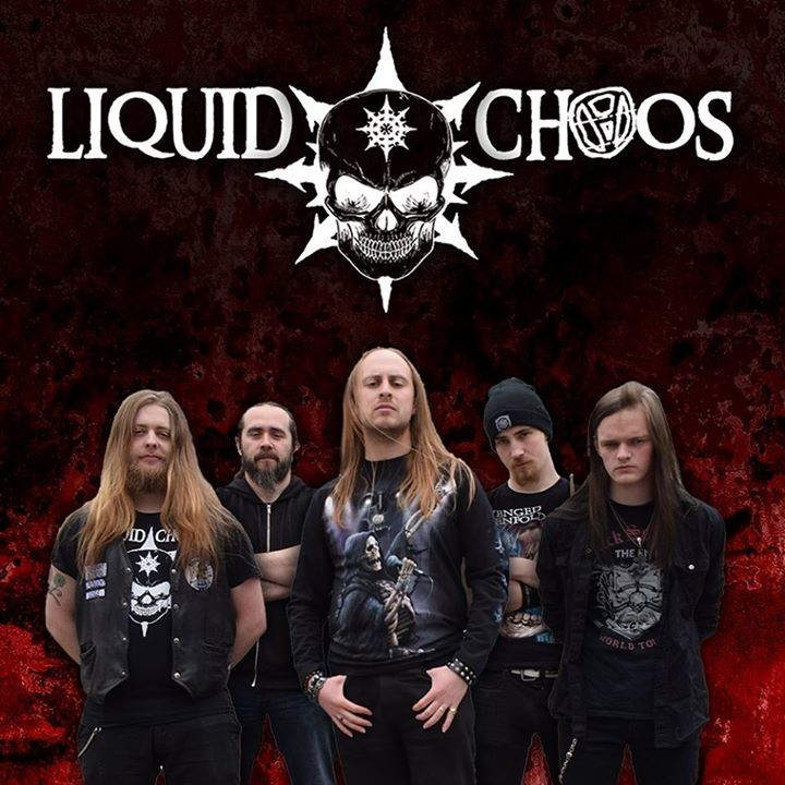 Liquid Chaos Tour Dates