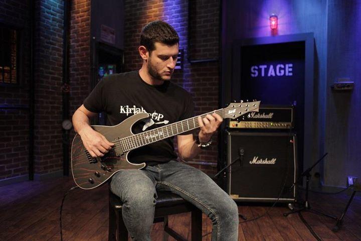 Kiriakos GuitarPower Tour Dates